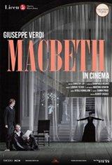 Gran Teatre del Liceu: Macbeth Movie Poster