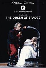Gran Teatre del Liceu: The Queen of Spades Large Poster