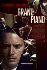 Grand Piano Large Poster