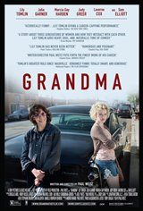 Grandma Movie Poster