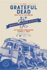 Grateful Dead Meet-Up 2019 Affiche de film