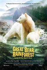 Great Bear Rainforest: The IMAX 3D Experience Affiche de film