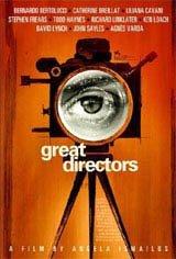 Great Directors Movie Poster
