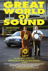 Great World of Sound Movie Poster
