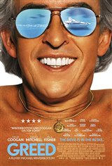 Greed Affiche de film