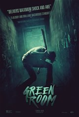 Green Room (v.o.a.) Affiche de film