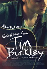 Greetings from Tim Buckley Large Poster