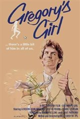Gregory's Girl Movie Poster