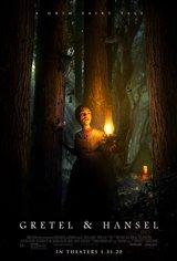 Gretel & Hansel Affiche de film
