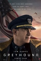 Greyhound Movie Poster