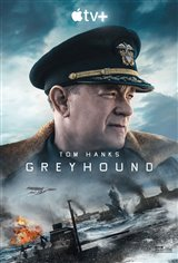 Greyhound (Apple TV+) Movie Poster