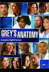 Grey's Anatomy: Complete Eighth Season Movie Poster Movie Poster