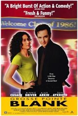 Grosse Pointe Blank Movie Poster