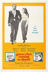 Guess Who's Coming To Dinner Movie Poster Movie Poster
