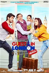 Guest iin London Large Poster