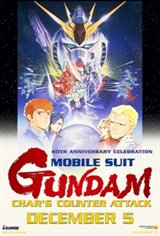 Gundam 40th Anniversary Celebration: Chars Counterattack Affiche de film