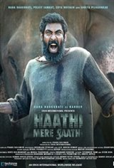 Haathi Mere Saathi (Hindi) Movie Poster