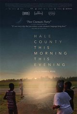Hale County This Morning, This Evening (v.o.a.s.-t.f.) Affiche de film