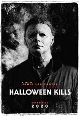 Halloween Kills Affiche de film