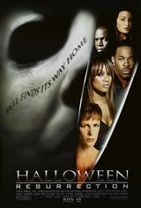 Halloween: Resurrection Movie Poster