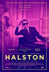 Halston Movie Poster
