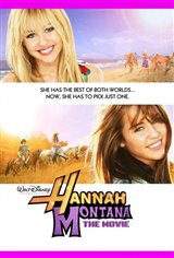 Hannah Montana: The Movie Large Poster
