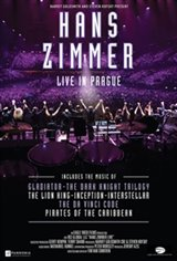 Hans Zimmer: Live in Prague Movie Poster