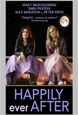 Happily Ever After Movie Poster