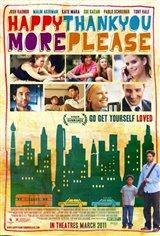 HappyThankYouMorePlease Movie Poster