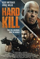 Hard Kill Movie Poster Movie Poster