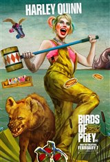 Harley Quinn: Birds of Prey Poster