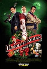 Harold et Kumar fêtent Noël Movie Poster