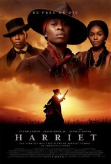 Harriet Movie Poster