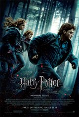 Harry Potter and the Deathly Hallows Part 1: An IMAX Experience Movie Poster