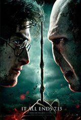 Harry Potter and the Deathly Hallows Parts 1 and 2 Movie Poster