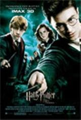 Harry Potter and the Order of the Phoenix: The IMAX Experience Movie Poster