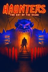 Haunters: The Art of the Scare Movie Poster