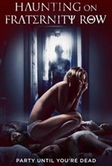 Haunting on Fraternity Row Movie Poster