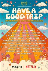 Have a Good Trip: Adventures in Psychedelics (Netflix) Movie Poster