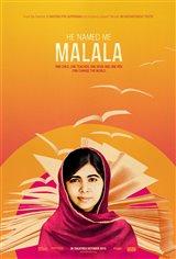 He Named Me Malala Affiche de film