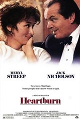 Heartburn Movie Poster