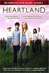 Heartland: The Complete  Fifth Season Movie Poster Movie Poster