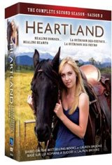 Heartland: The Complete Second Season Movie Poster Movie Poster