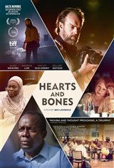 Hearts and Bones Movie Poster Movie Poster