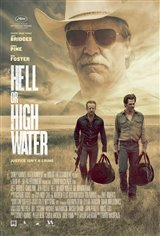 Hell or High Water Affiche de film