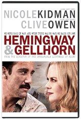 Hemingway & Gellhorn Movie Poster