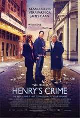 Henry's Crime Movie Poster Movie Poster