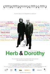 Herb & Dorothy Large Poster