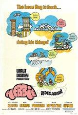 Herbie Rides Again Movie Poster