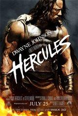 Hercules 3D Movie Poster